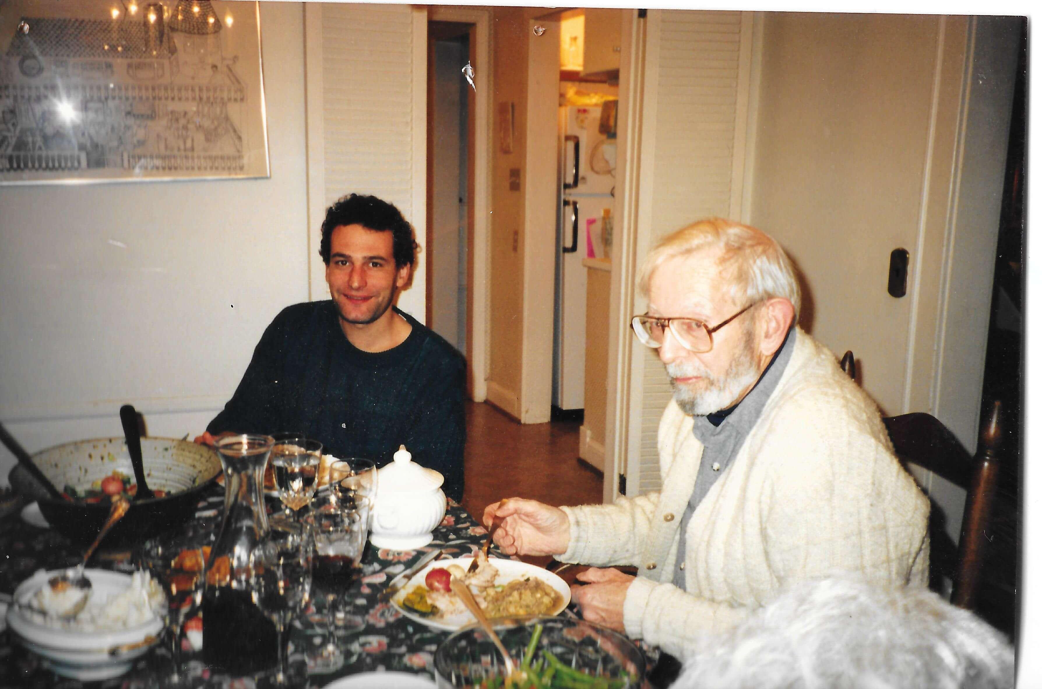 tom and me