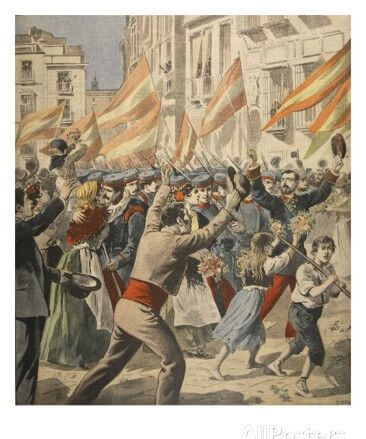 french-the-spanish-american-war-illustration-from-le-petit-journal-supplement-illustre-18th-may-1898