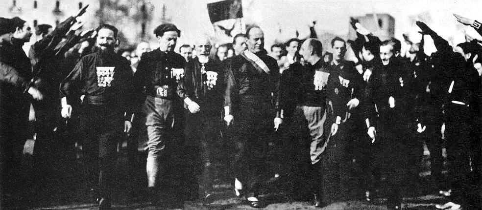 fascism in the 1920s and 1930s essay Essay writing guide learn the art fascism and communism in britain in the mosley decided to engage in fascism during the first world war and it was all his.