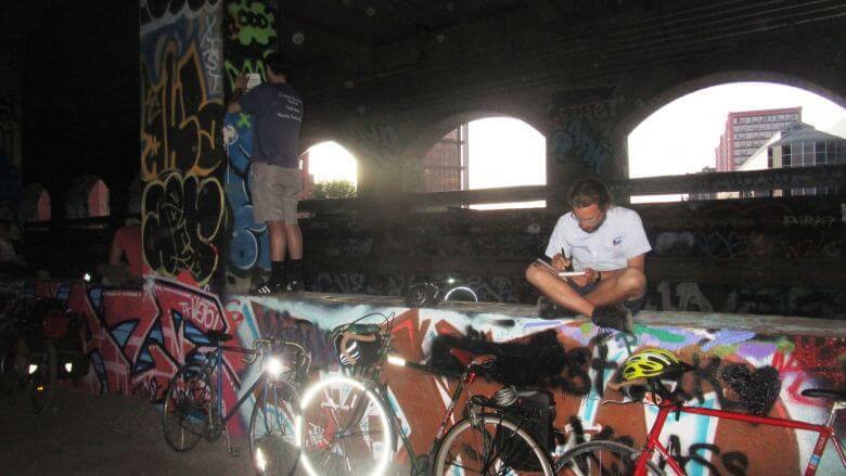bike lightened