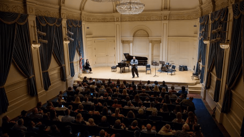 a-view-of-the-carnegie-hall-stage-from-the-mezzanine-during-our-performance-pic-1