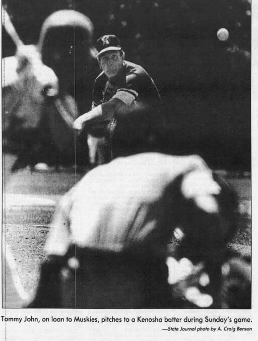 Wisconsin State Journal, Jul 22, 1985
