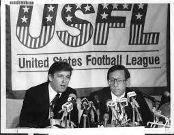 Trump USFL