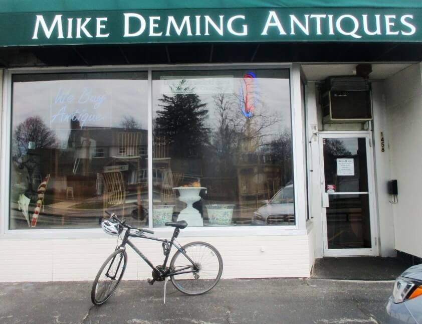 demming bike new