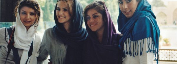 Typical Iranian women [Photos by Lynda Howland]