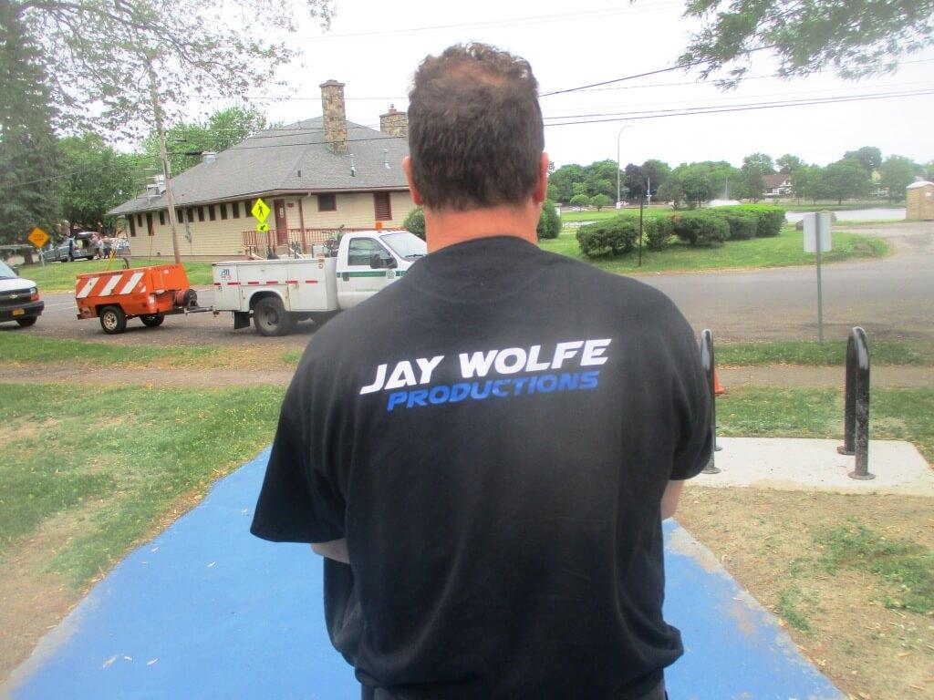 Mike Jay woolfe