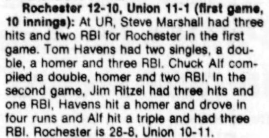 Democrat and Chronicle, Saturday May 04, 1991