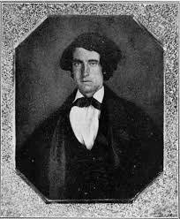Richard Tobias Greene, who jumped ship with Melville in the Marquesas Islands and is Toby in Typee, pictured in 1846 (Project Gutenberg)