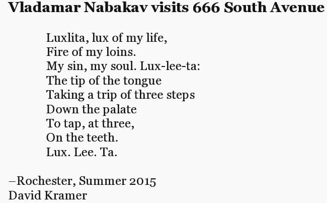 Vladamar Nabakav visits 666 South Avenue-page0001