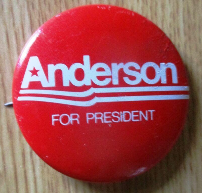 Peta Lindsay campaign button pin 2012 Party of Socialism /& Liberation Florida